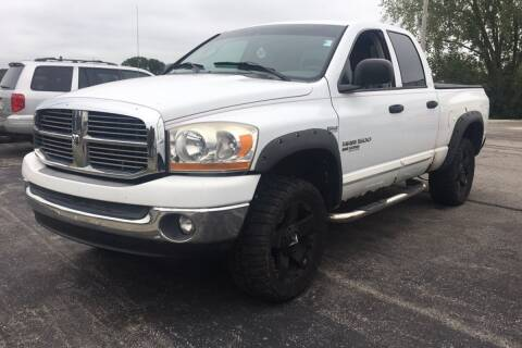 2006 Dodge Ram Pickup 1500 for sale at WEINLE MOTORSPORTS in Cleves OH