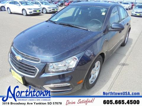 2016 Chevrolet Cruze Limited for sale in Yankton, SD