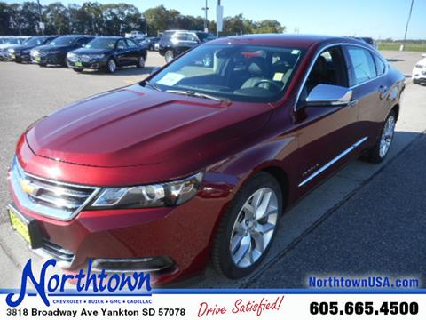 2017 Chevrolet Impala for sale in Yankton, SD