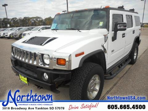 2007 HUMMER H2 for sale in Yankton, SD