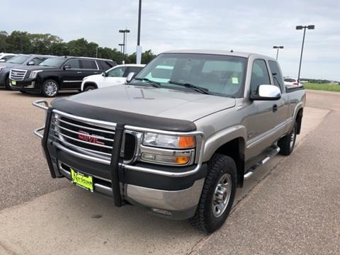 2001 GMC Sierra 2500HD for sale in Yankton, SD
