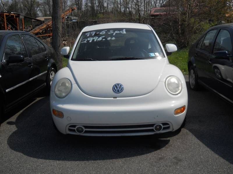 1999 Volkswagen New Beetle GLS 2dr Hatchback - Mohnton PA