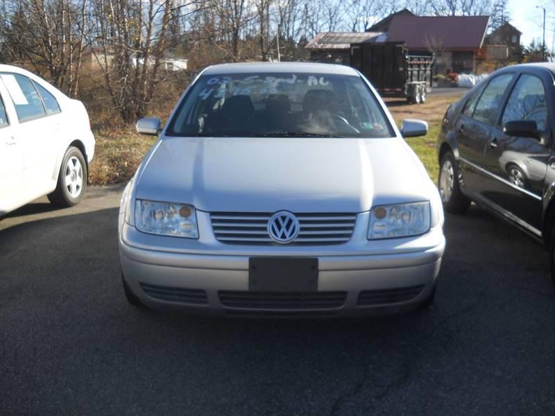 2003 Volkswagen Jetta GLS 4dr Sedan - Mohnton PA