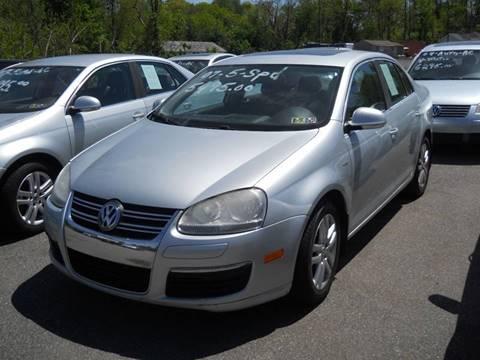 2007 Volkswagen Jetta for sale in Mohnton, PA