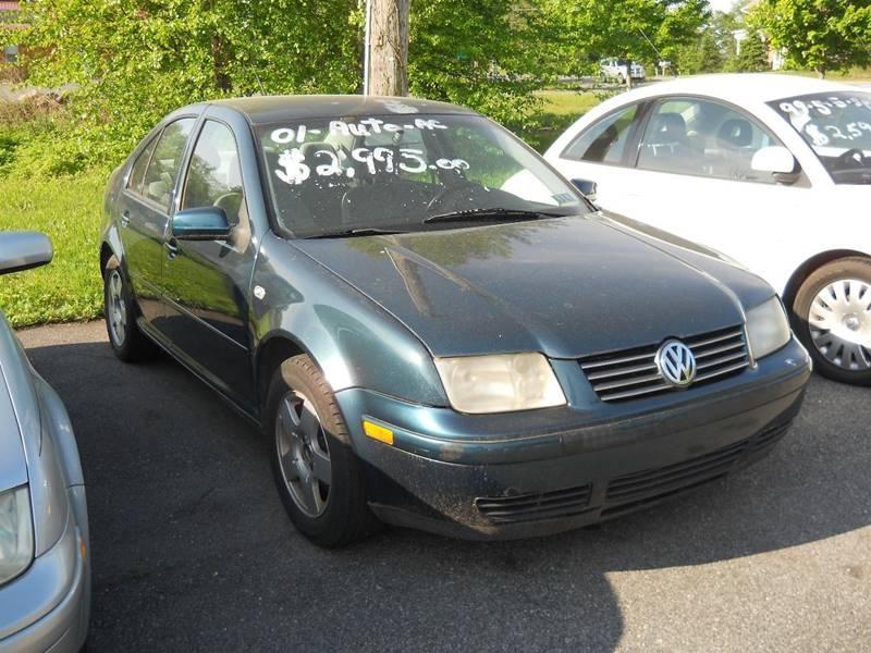2001 Volkswagen Jetta GLS 4dr Sedan - Mohnton PA
