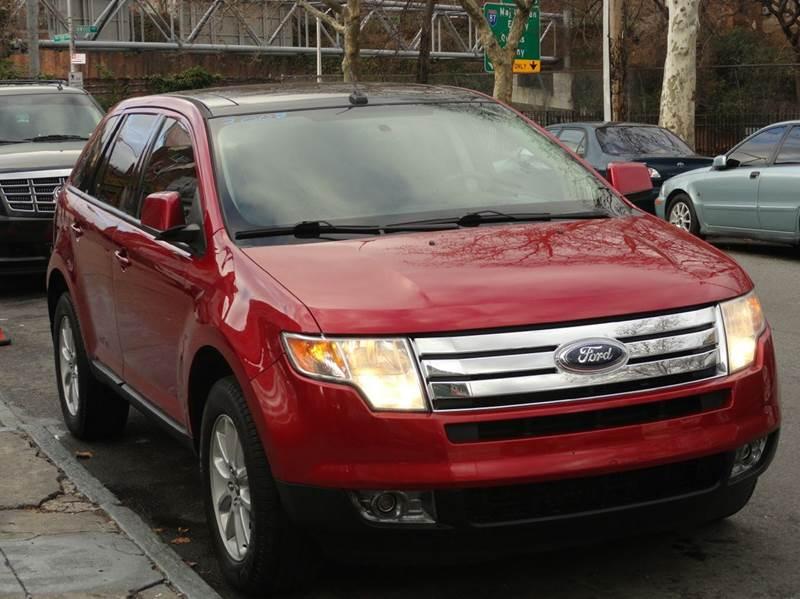 Ford Edge Sel Plus Awd Dr Suv Bronx Ny