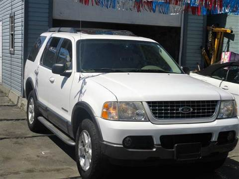 2005 Ford Explorer for sale at MOUNT EDEN MOTORS INC in Bronx NY