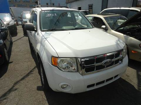 2008 Ford Escape for sale at MOUNT EDEN MOTORS INC in Bronx NY