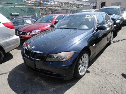 2006 BMW 3 Series for sale at MOUNT EDEN MOTORS INC in Bronx NY