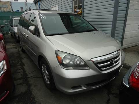 2007 Honda Odyssey for sale at MOUNT EDEN MOTORS INC in Bronx NY