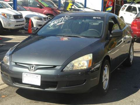 2004 Honda Accord for sale at MOUNT EDEN MOTORS INC in Bronx NY