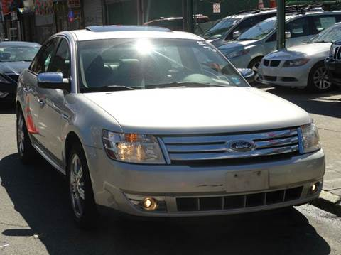 2008 Ford Taurus for sale at MOUNT EDEN MOTORS INC in Bronx NY