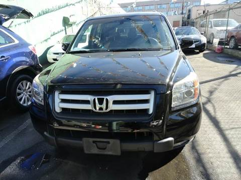 2008 Honda Pilot for sale at MOUNT EDEN MOTORS INC in Bronx NY