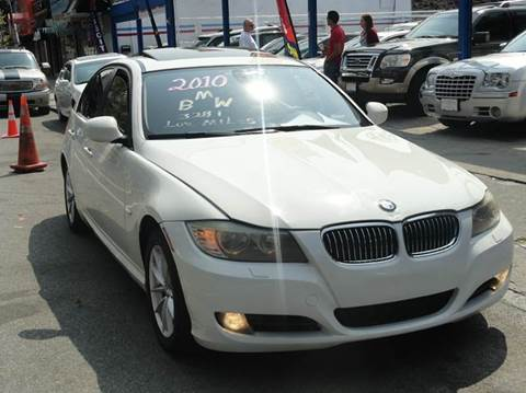 2010 BMW 3 Series for sale at MOUNT EDEN MOTORS INC in Bronx NY