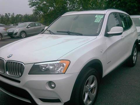 2011 BMW X3 for sale at MOUNT EDEN MOTORS INC in Bronx NY
