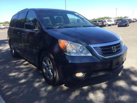 2010 Honda Odyssey for sale at MOUNT EDEN MOTORS INC in Bronx NY
