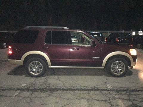 2008 Ford Explorer for sale at MOUNT EDEN MOTORS INC in Bronx NY