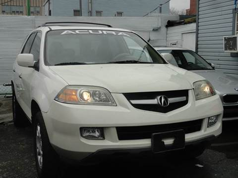 2005 Acura MDX for sale at MOUNT EDEN MOTORS INC in Bronx NY