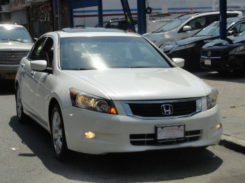2010 Honda Accord EX L V6 4dr Sedan   Bronx NY