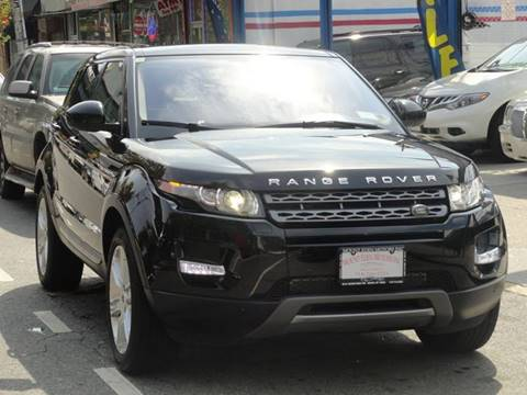 2015 Land Rover Range Rover Evoque for sale at MOUNT EDEN MOTORS INC in Bronx NY