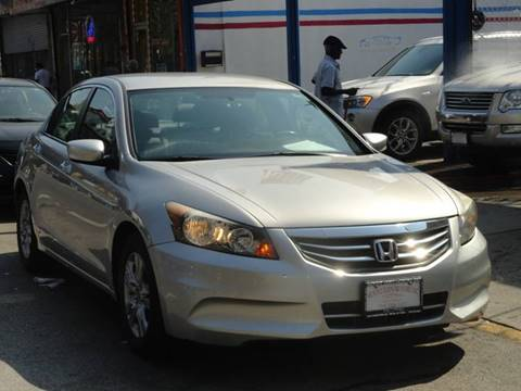 2012 Honda Accord for sale in Bronx, NY