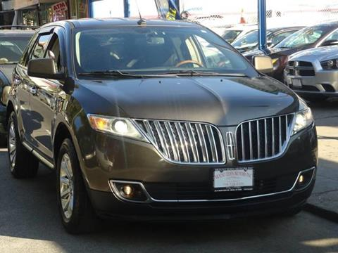 2011 Lincoln MKX for sale at MOUNT EDEN MOTORS INC in Bronx NY