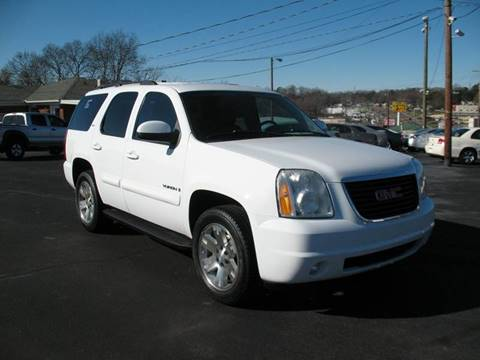 Gmc yukon for sale in knoxville tn for Ben franklin motors knoxville tn