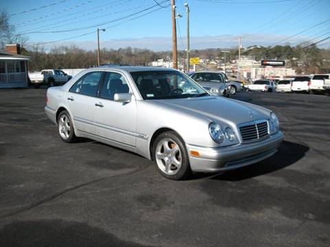 Mercedes benz e class for sale in knoxville tn for Knoxville mercedes benz