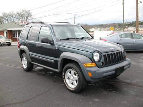 2005 Jeep Liberty for sale in Knoxville, TN