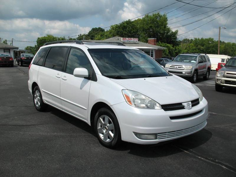 2004 Toyota Sienna XLE   Knoxville TN