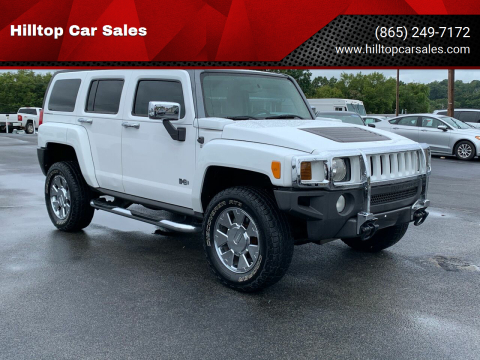 2007 HUMMER H3 for sale at Hilltop Car Sales in Knox TN