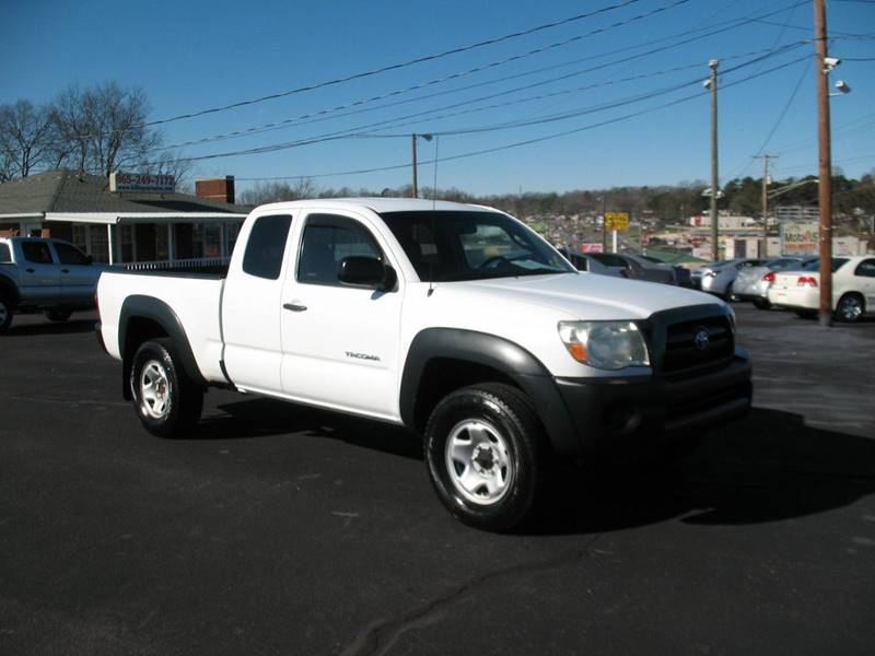 Toyota Used Cars Pickup Trucks For Sale Knoxville Hilltop Car Sales