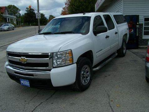 2010 Chevrolet Silverado 1500 for sale at MISHICOT AUTO SALES LLC in Mishicot WI