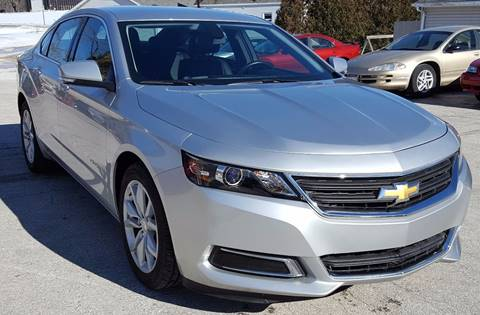 2016 Chevrolet Impala for sale in Mishicot WI
