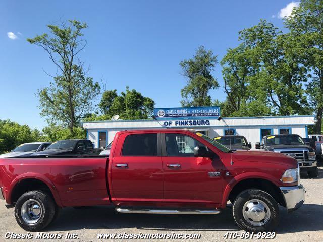 2010 Dodge Ram Pickup 3500 CrewCab SLT 4X4 DRW - Finksburg MD