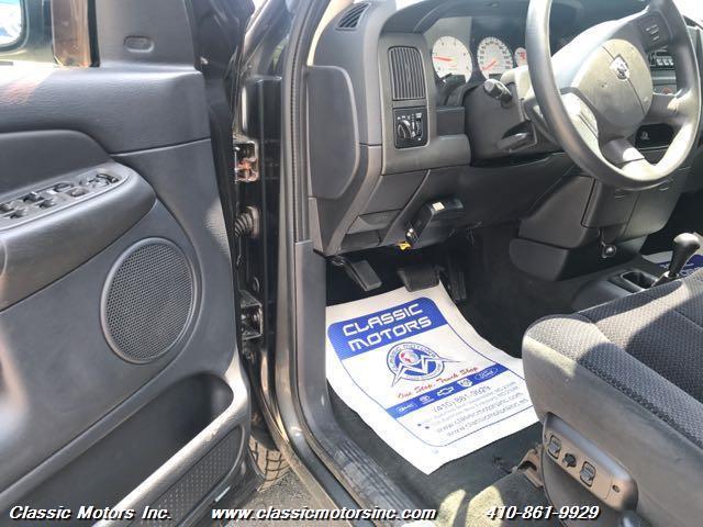 2004 Dodge Ram Pickup 2500 Quad Cab SLT 4X4 - Finksburg MD