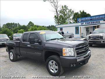 2011 Chevrolet Silverado 1500 for sale in Finksburg, MD