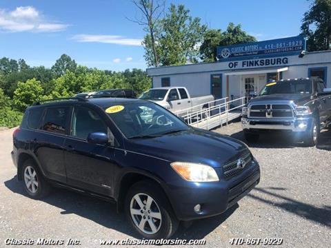 2007 Toyota RAV4 for sale in Finksburg, MD