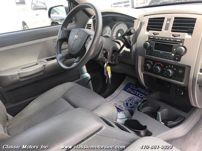 2006 Dodge Dakota SLT 4dr Quad Cab 4WD SB - Finksburg MD