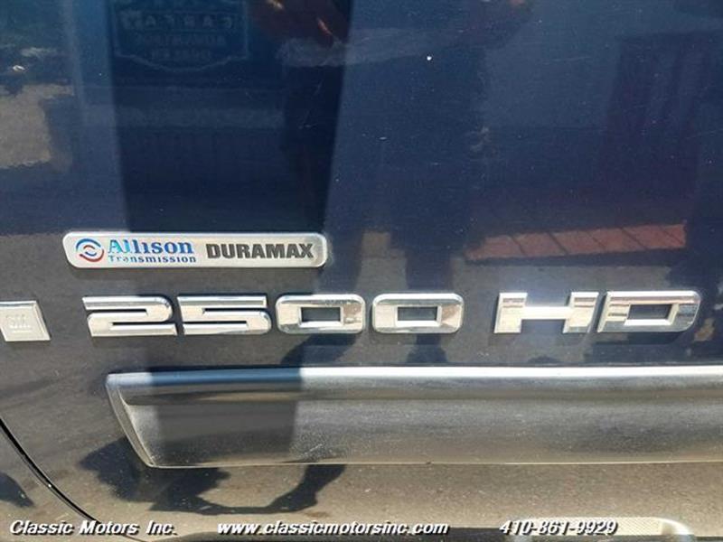 2008 GMC Sierra 2500HD CrewCab 4X2 SLE - Finksburg MD