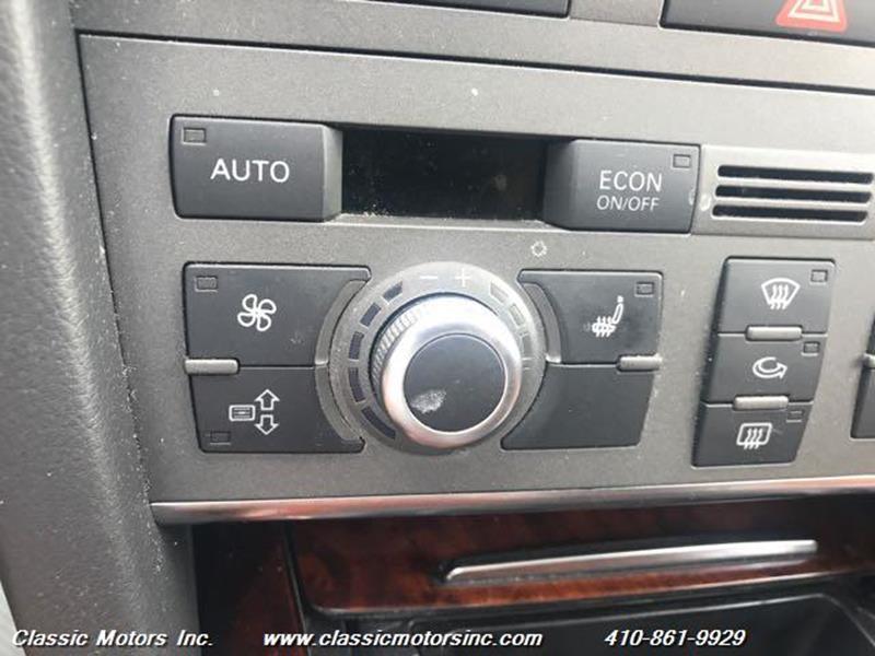 2006 Audi A6 AWD 3.2 quattro 4dr Sedan - Finksburg MD