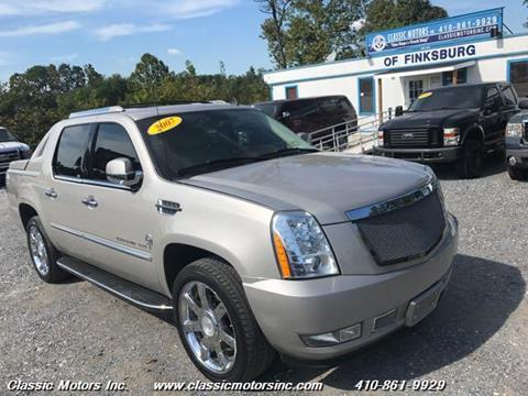 2007 Cadillac Escalade EXT for sale in Finksburg, MD