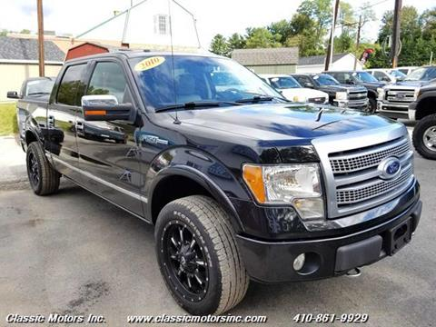 2010 Ford F-150 for sale in Finksburg, MD