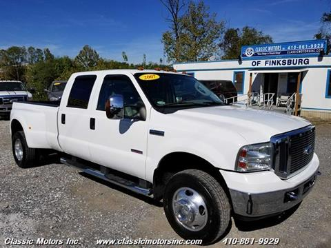 2007 Ford F-350 Super Duty for sale in Finksburg, MD