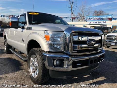 2011 ford f250 super duty powerstroke