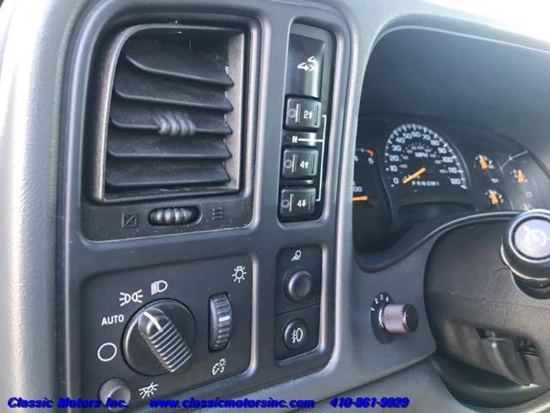 2006 GMC Sierra 2500HD CrewCab SLT 4X4 - Finksburg MD