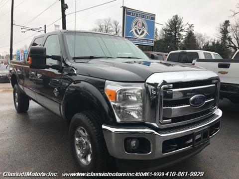 2014 Ford F-350 Super Duty for sale in Finksburg, MD