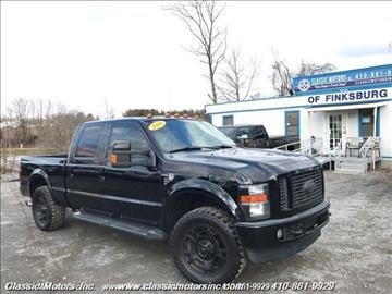 2008 Ford F-250 Super Duty for sale in Finksburg, MD