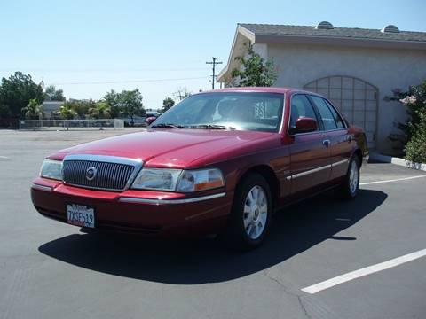 2003 Mercury Grand Marquis for sale in El Cajon, CA