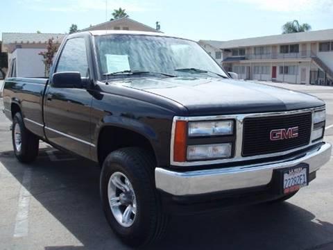 1989 GMC Sierra 1500 for sale in El Cajon, CA